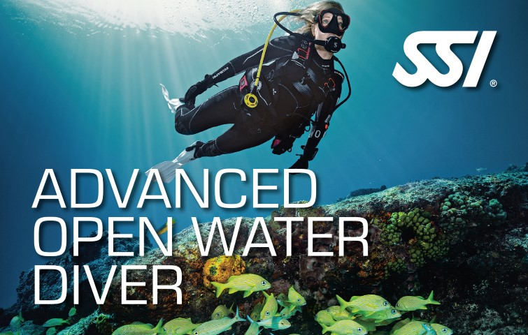Advanced Open Water Diver (40m)