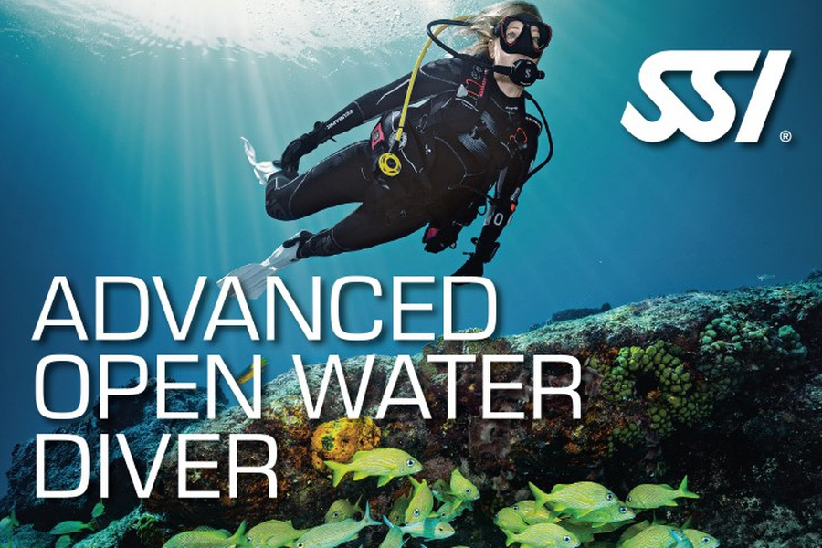 SSI Advanced Open Water Certification