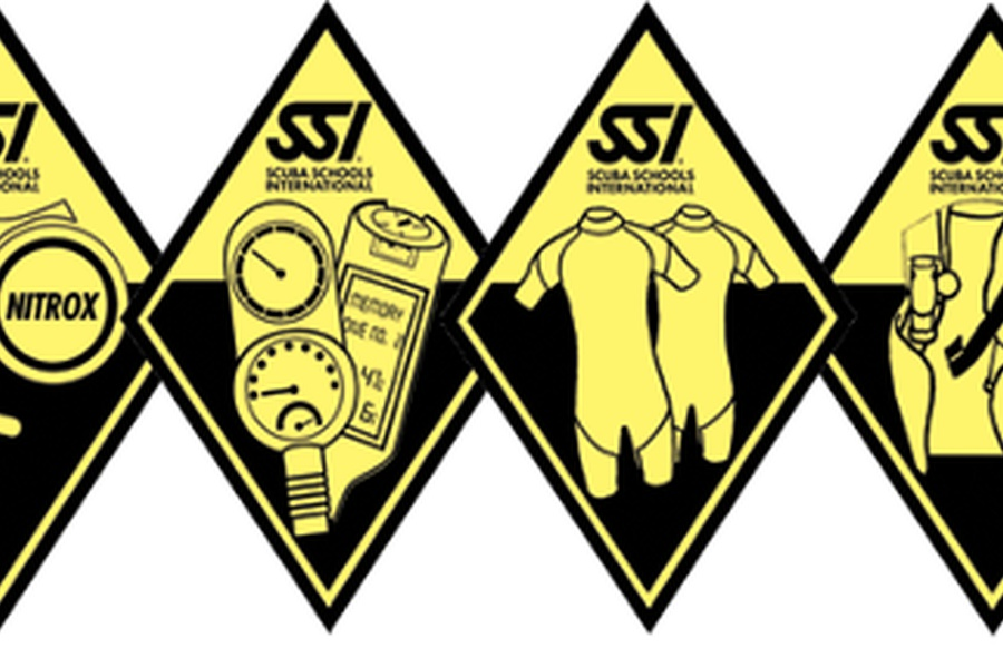 SSI diving gear maintenance program